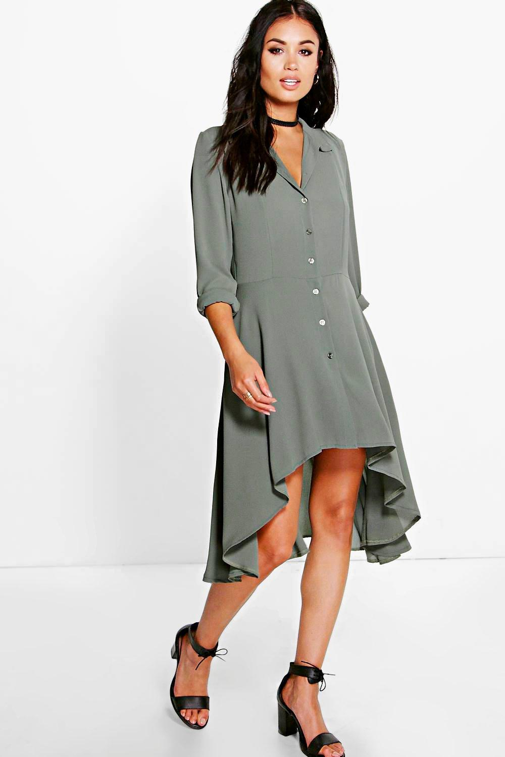 Fran Midaxi Shirt Dress