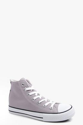 Erin Lace Up Hi Top Trainer