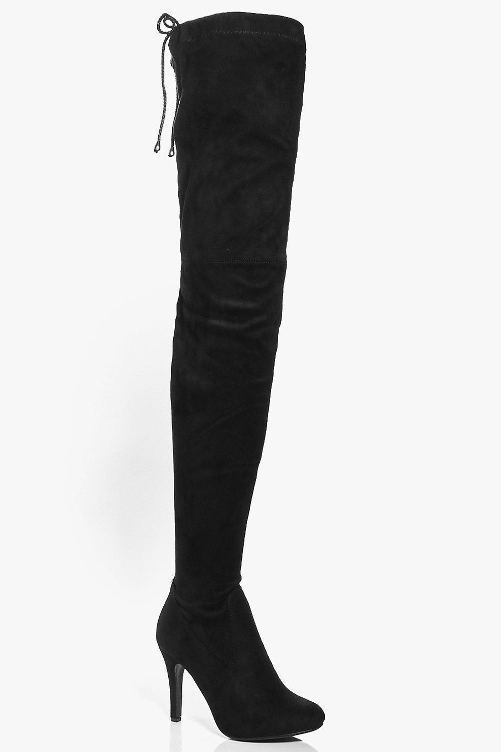 Rebecca Thigh High Boot