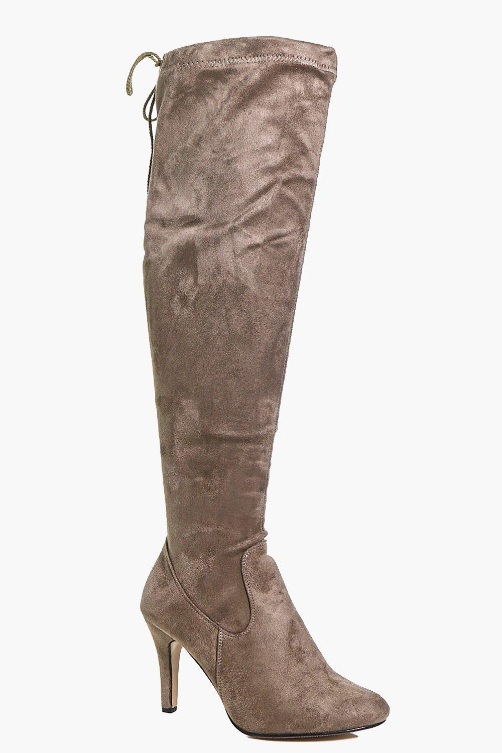Harriet Stiletto Over The Knee Boot