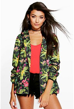 Maisie Tropical Festival Jacket