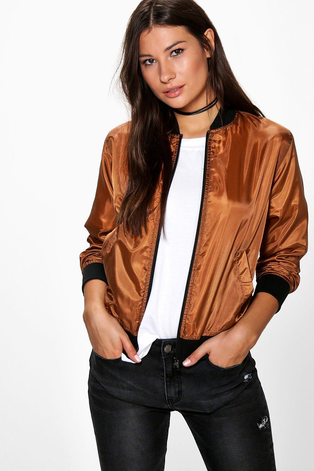 Freya Basic Bomber Jacket