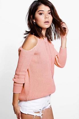 Lois Open Shoulder Jumper