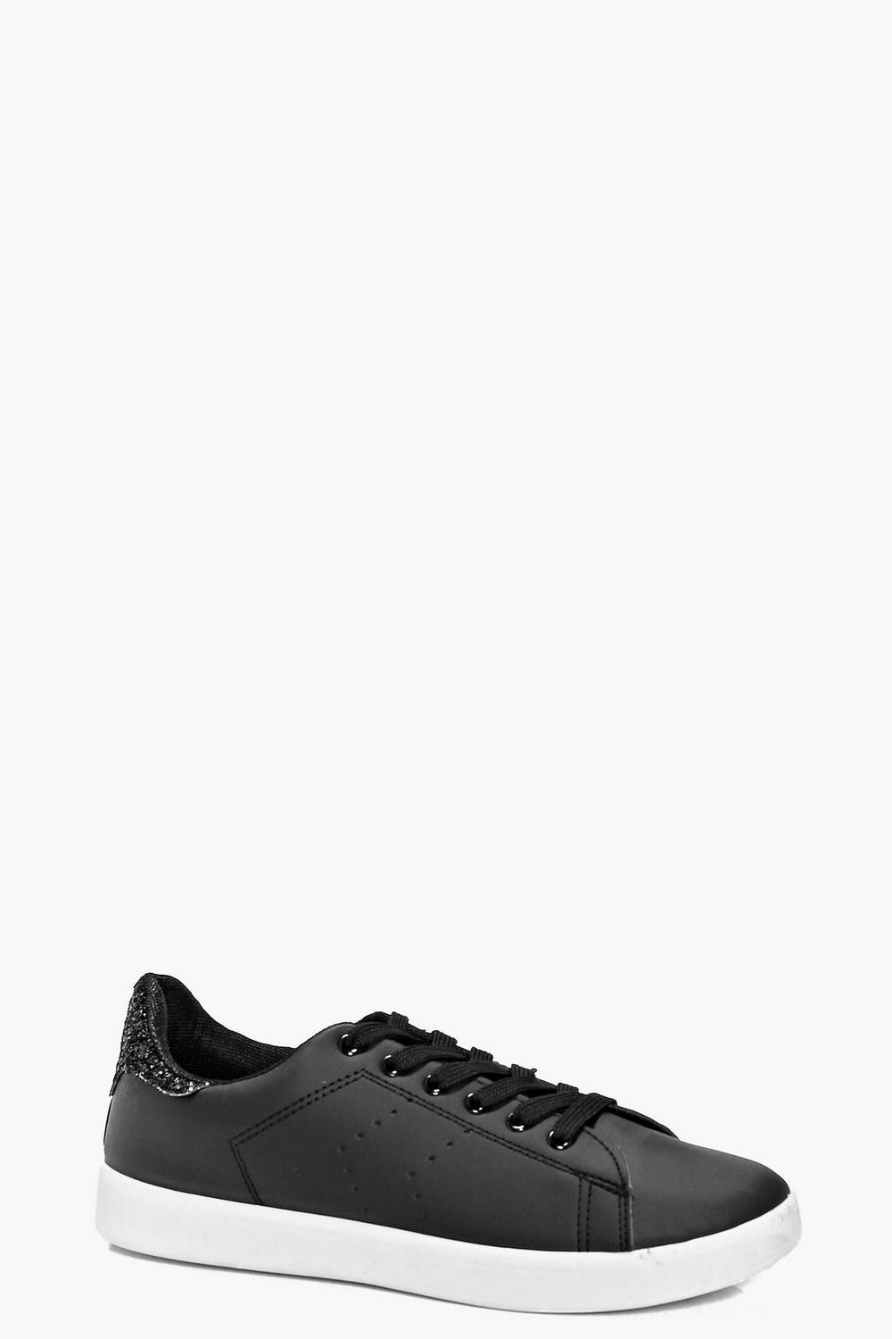Clara Lace Up Trainer
