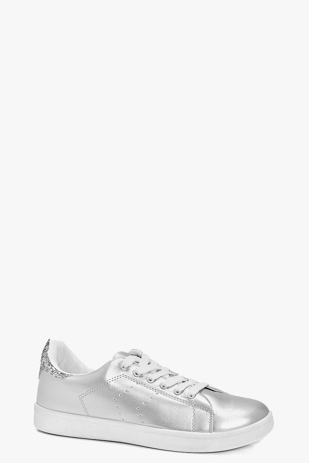 Lucia Lace Up Trainer