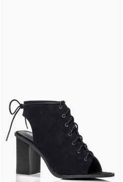 Laura Lace Up Shoe Boot