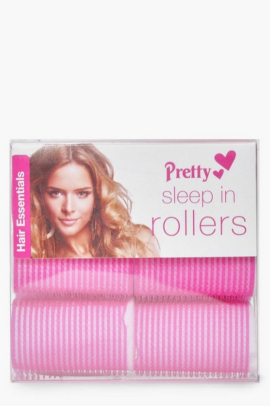 Medium Sleep In Rollers 6 Pack