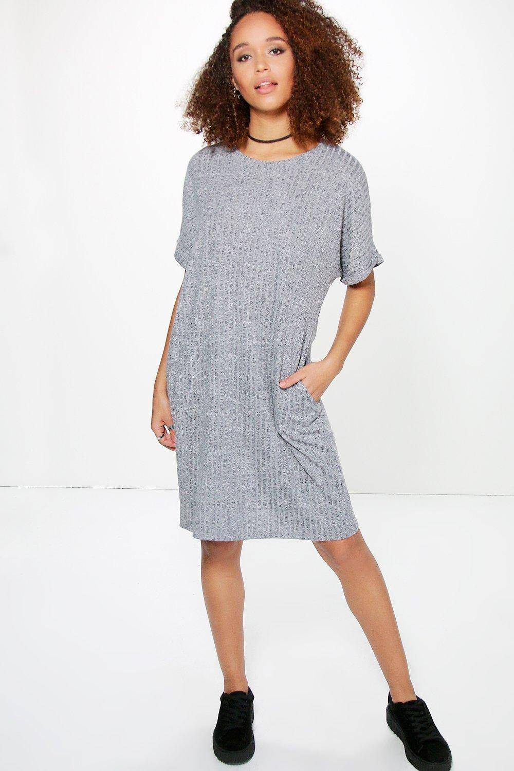 Sammy Oversized T-Shirt Dress