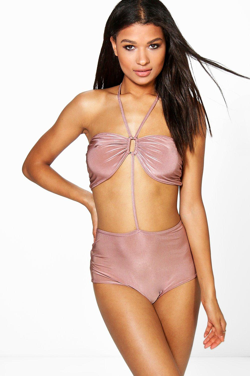 Sarah Bandeau Bucket Tie Body