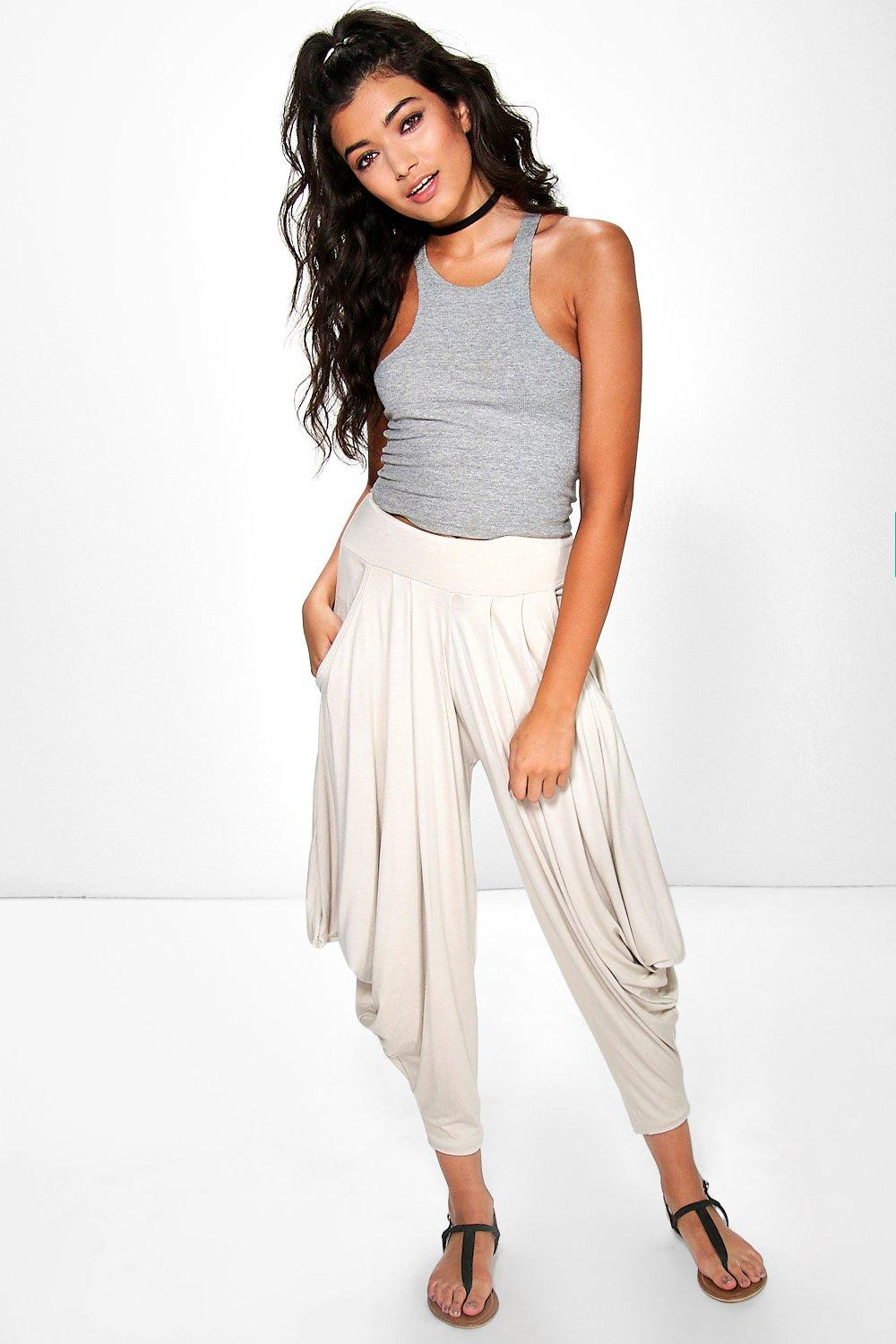Valencia Oversized Slouchy Hareem Trousers