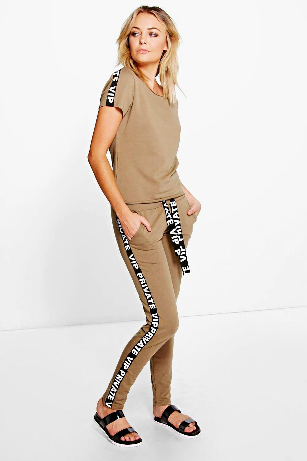 Boutique Lily VIP Knitted Loungewear Set