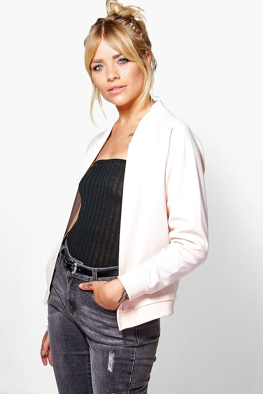 Elise Edge To Edge Cuff Jacket