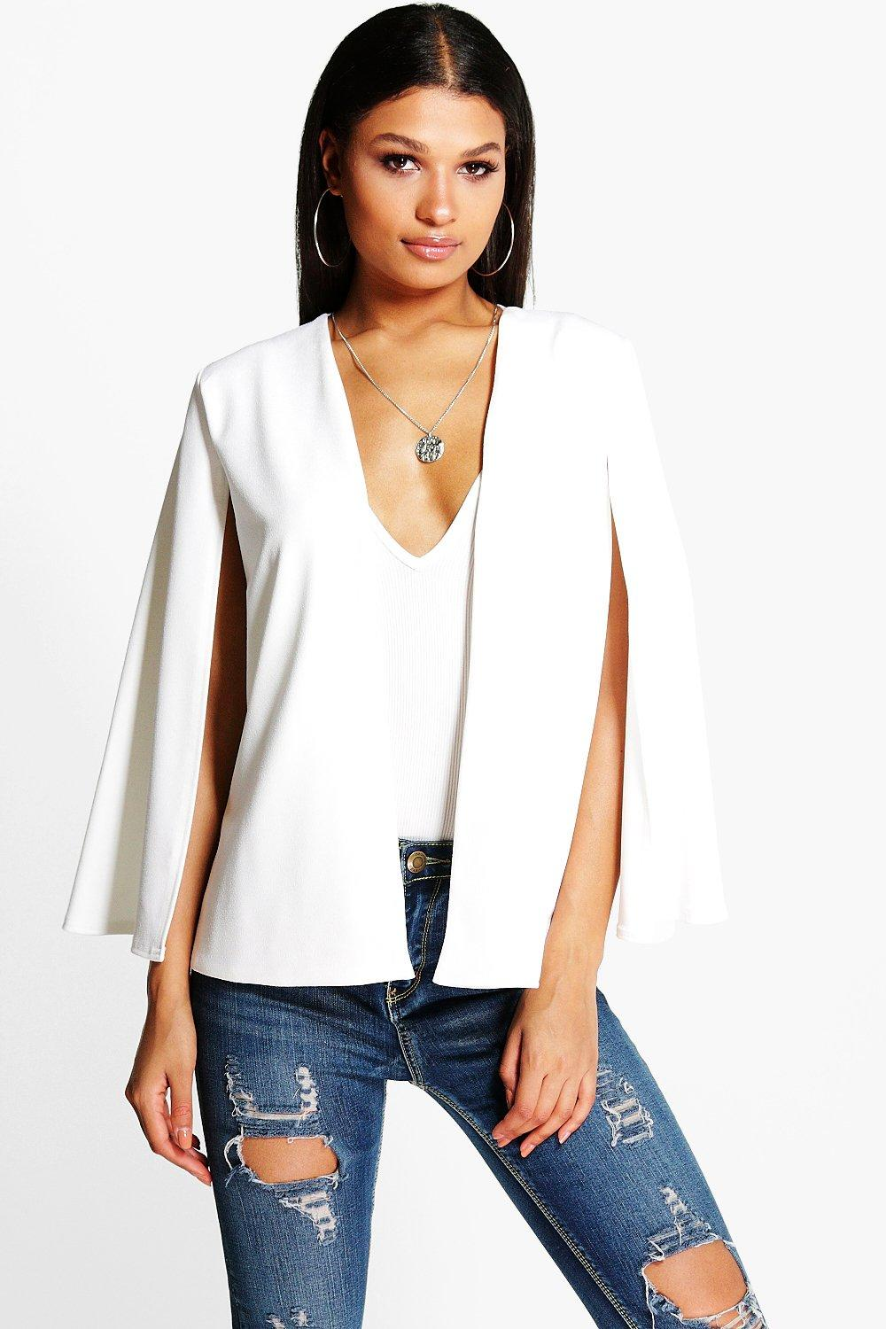 Neve Tailored Cape
