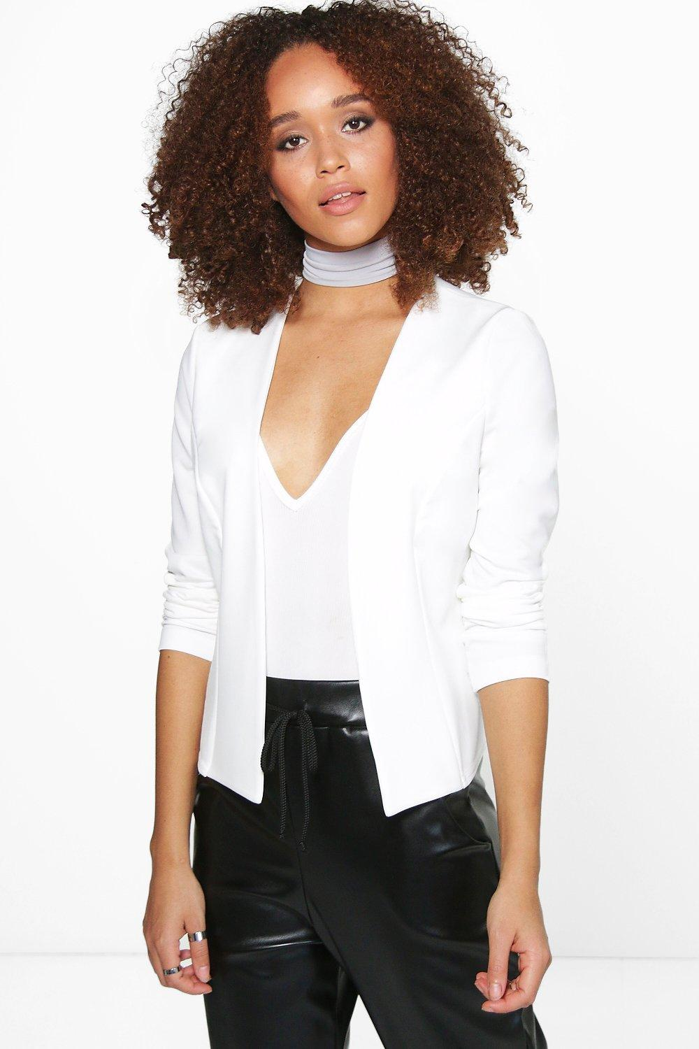 Edie Edge To Edge Blazer