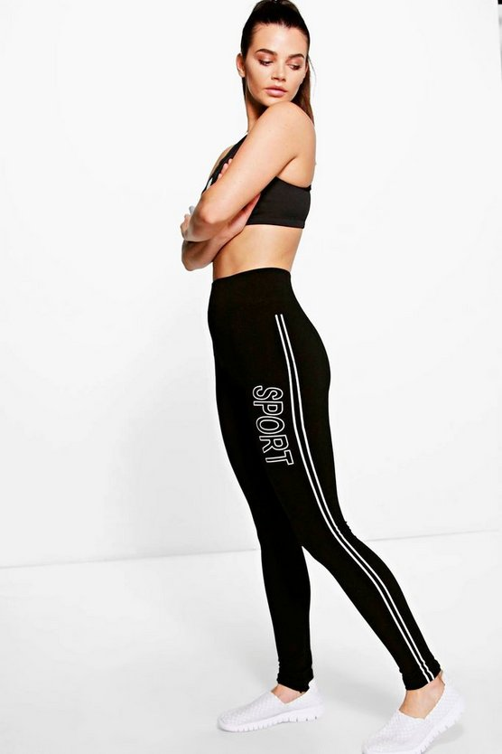 Sofia Sports High Rise Running Leggings