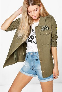 Boutique Lola Army Jacket