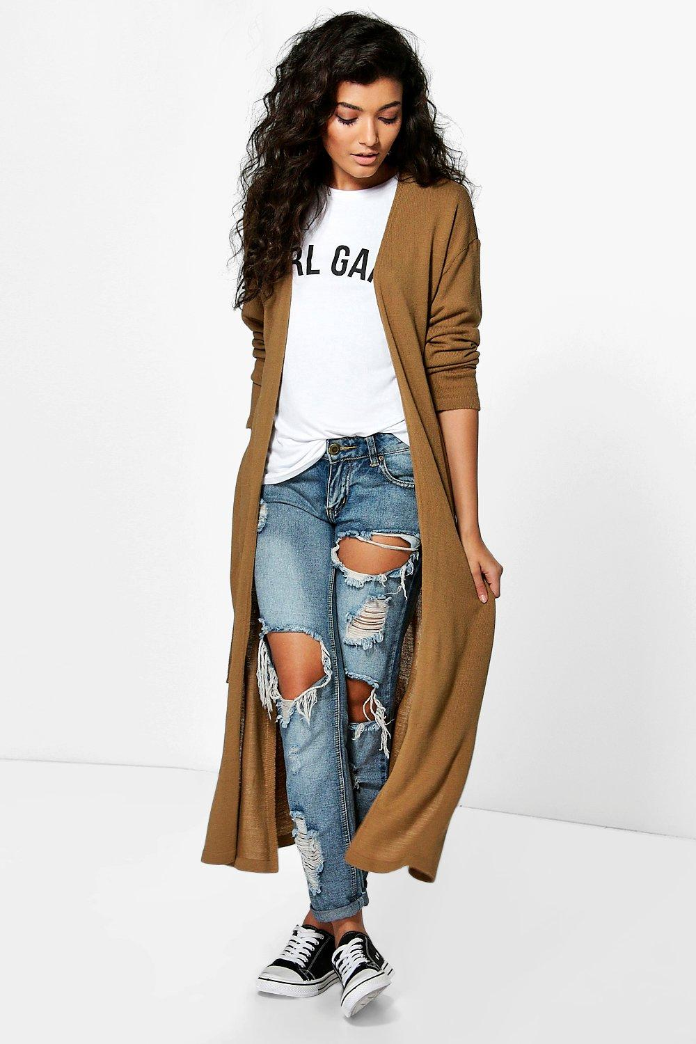 Alexis Belted Duster Cardigan