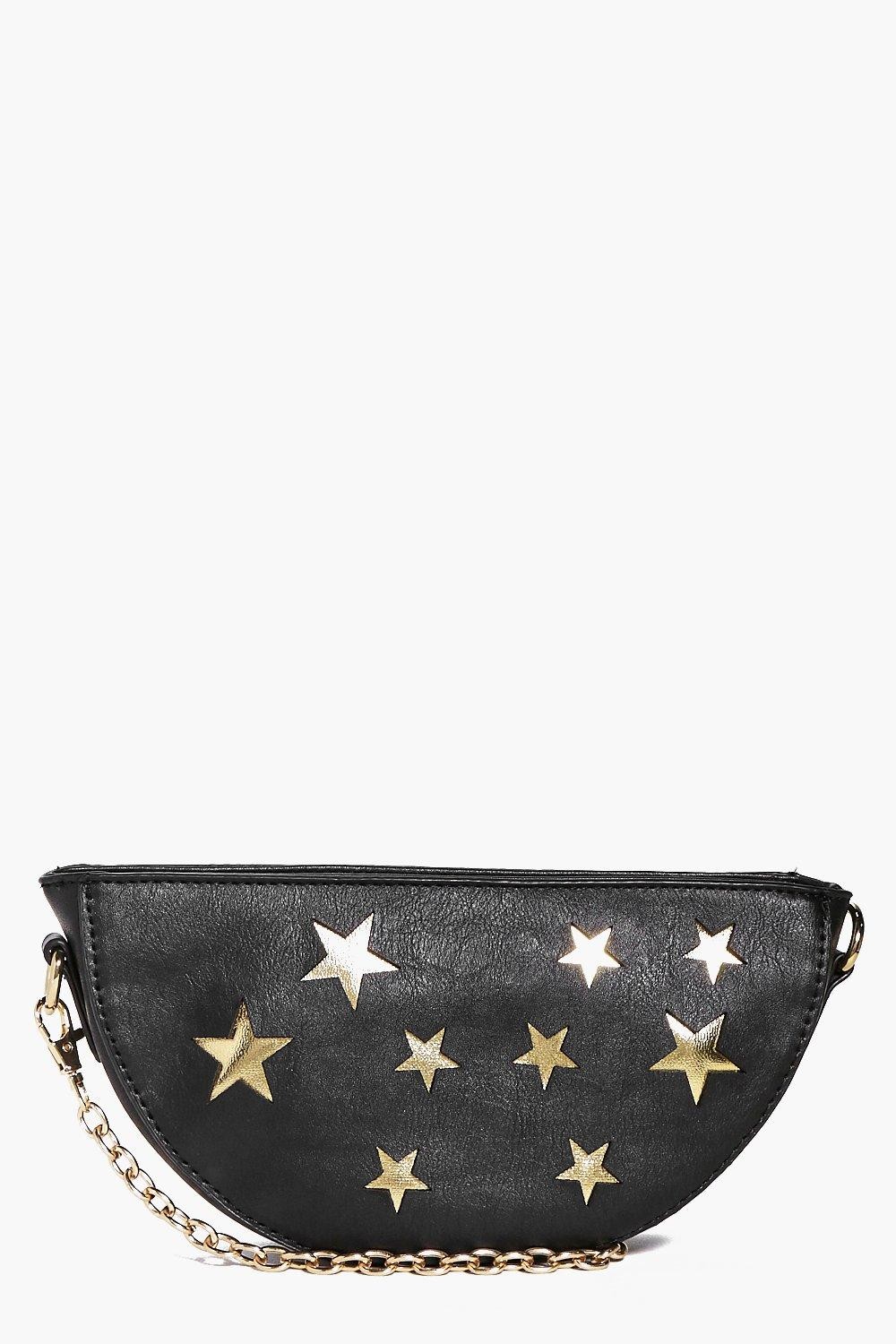Angel Star Moon Clutch Bag