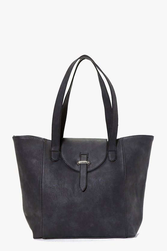 Eva Structured Shopper Day Bag