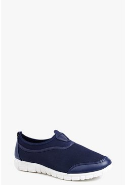 Eliza Slip On Trainer