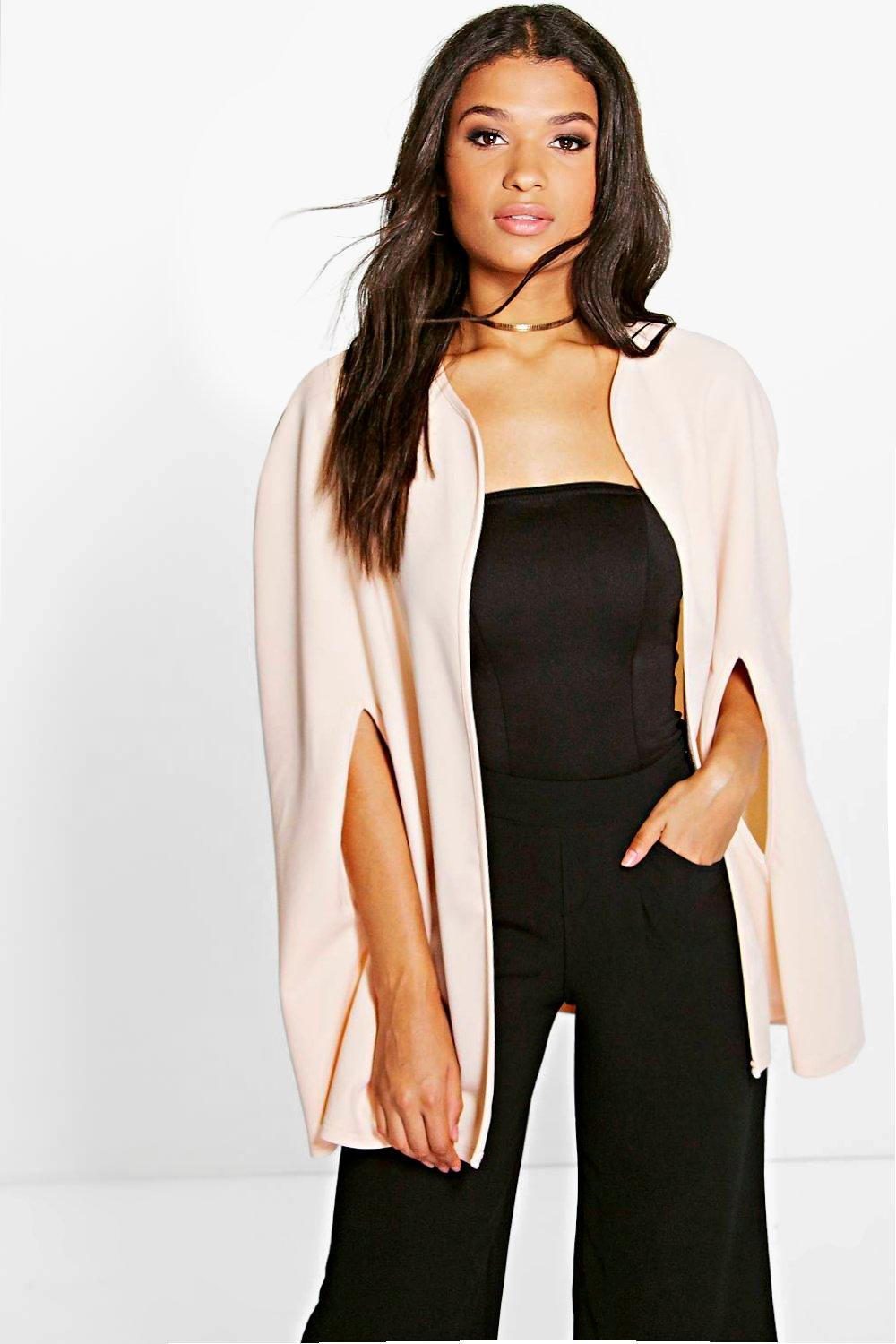 Lucy Tailored Cape