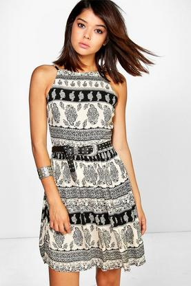 Kerry Printed Summer Dress