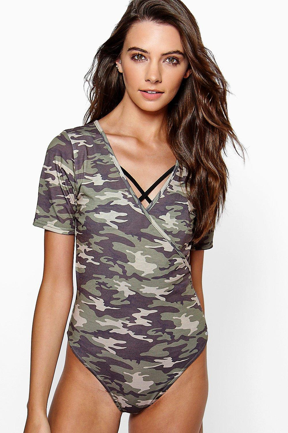 Lilly Camo Print Body