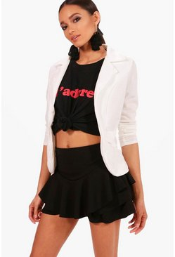 Faith Pocket Ponte Blazer