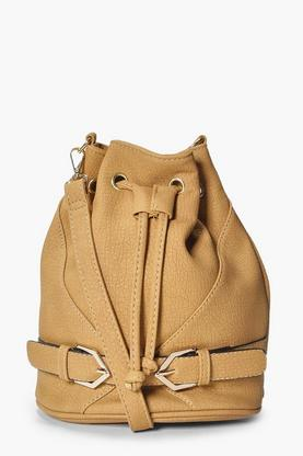 Victoria Double Buckle Duffle Bag