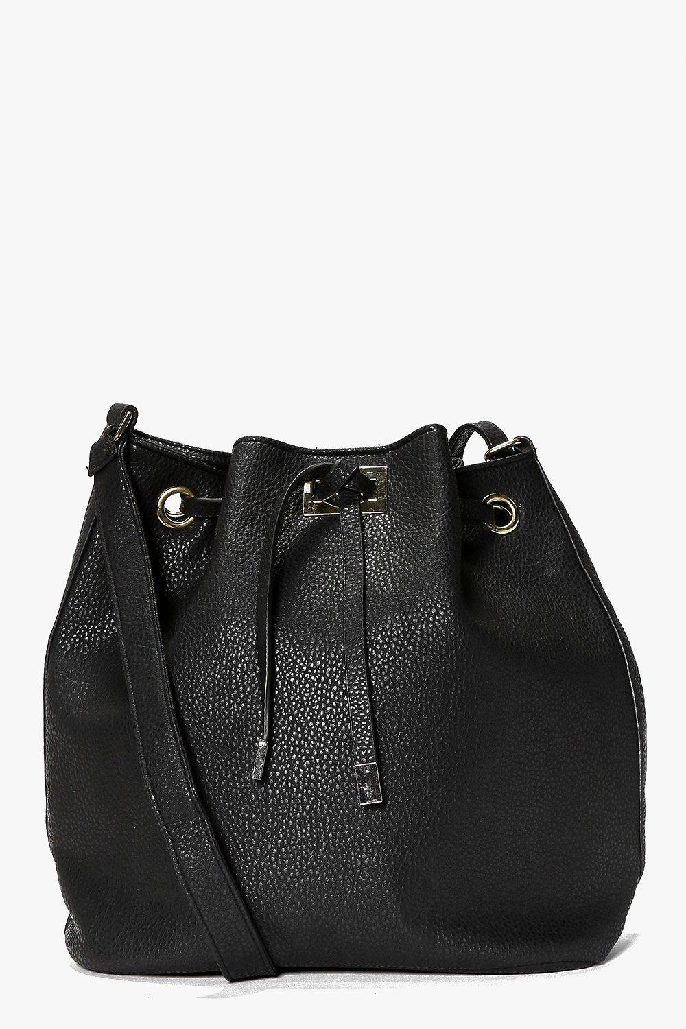 Daisy Metal Detail Oversized Duffle Bag