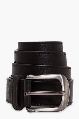 Heidi Curved Buckle Boyfriend Belt