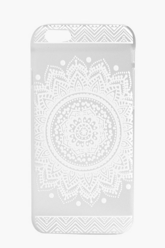 Mandala Print IPhone 6 Phone Case