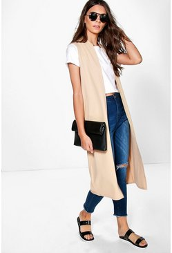Alice Sleeveless Duster