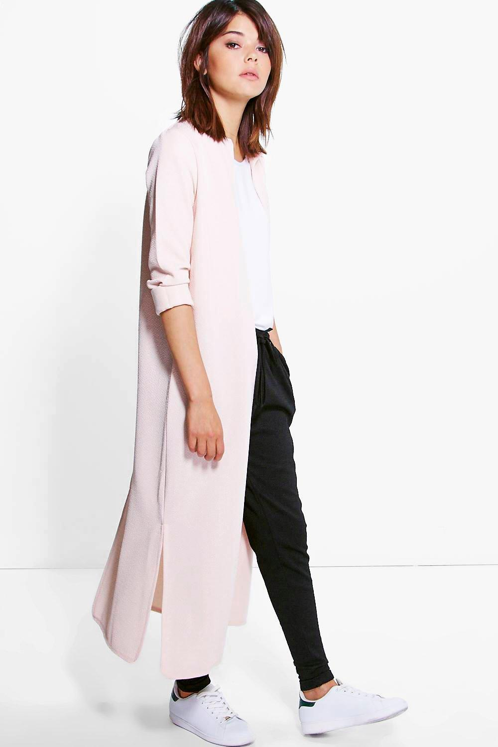 Ellie Split Back Maxi Duster