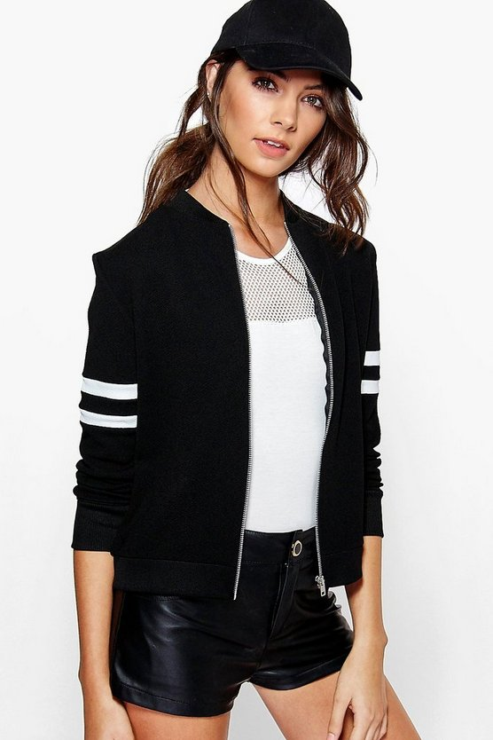 Sara Sports Bomber Jacket