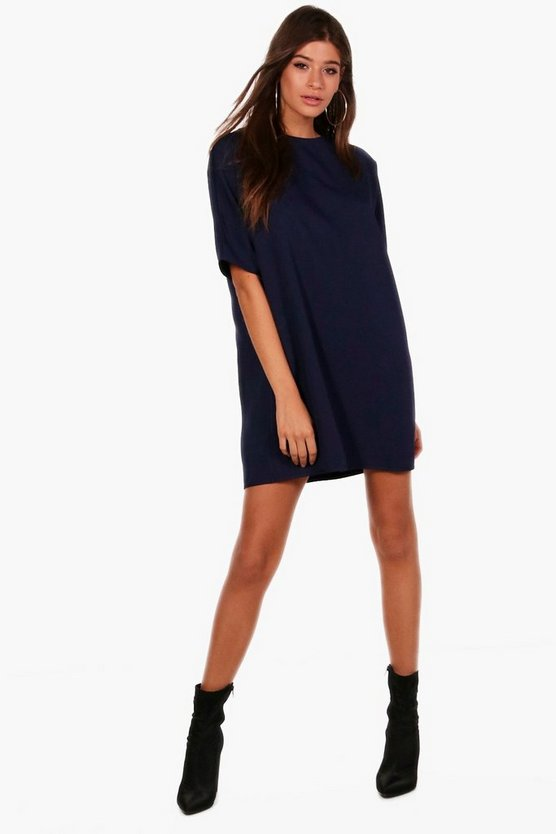 Natalia Box Shift Dress
