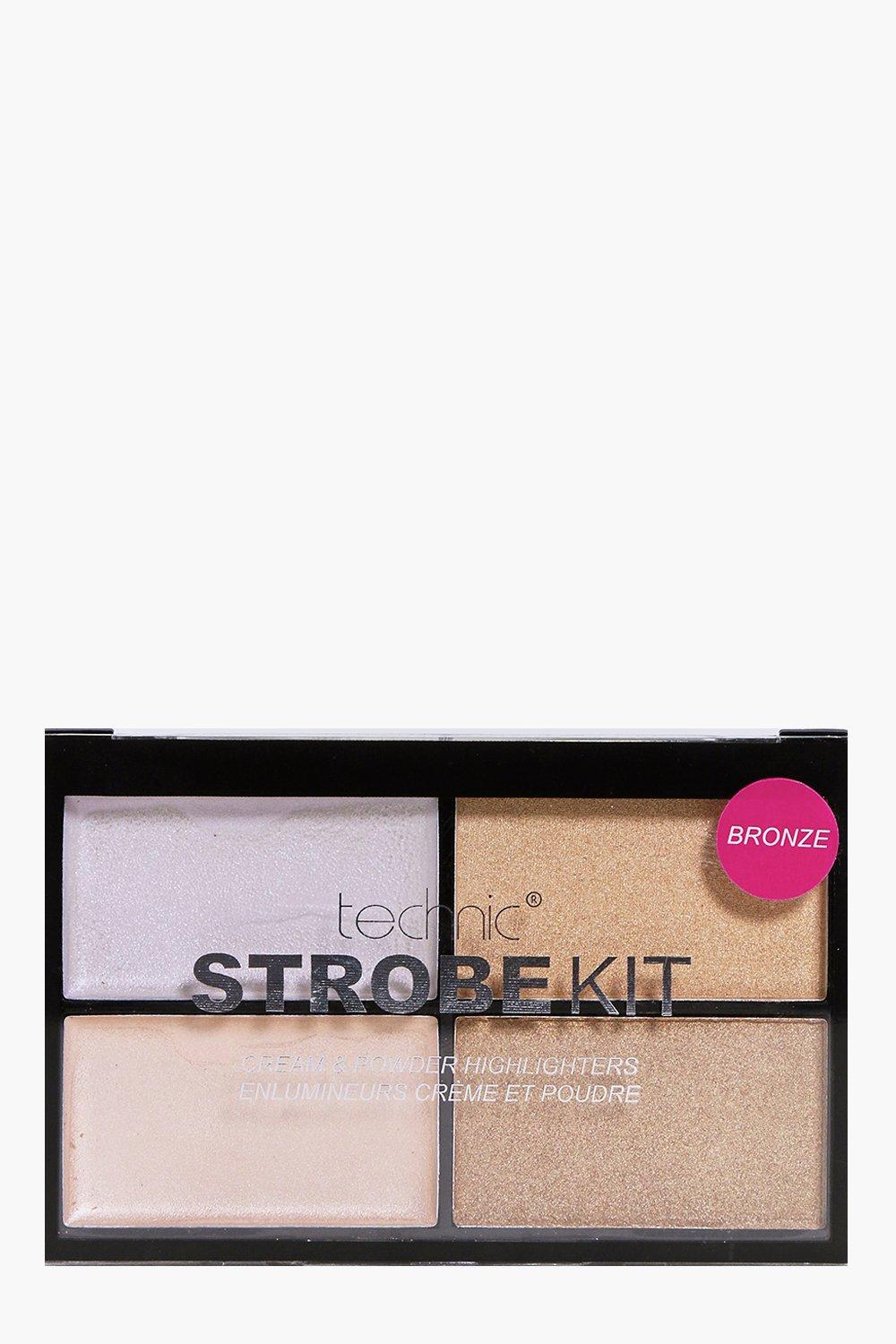 Bronze Strobing Highlighter Kit