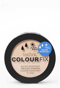Light Water Resistant Pressed Powder