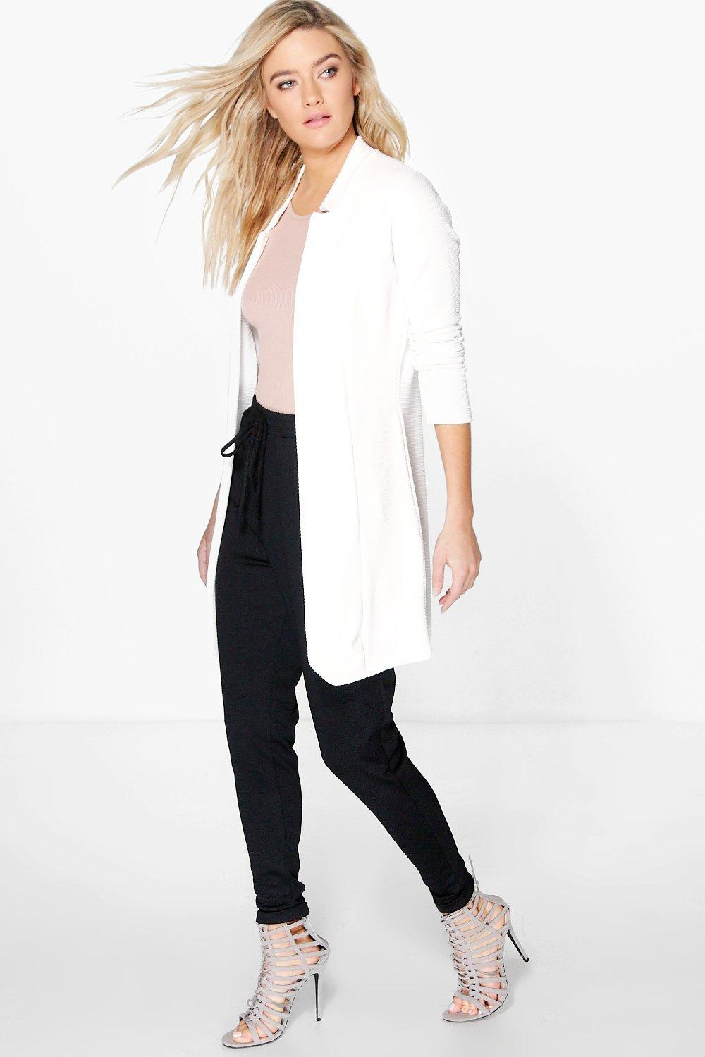Sophia Longline Notch Neck Blazer