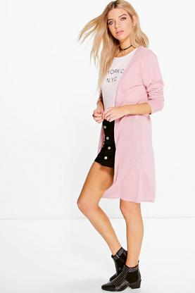 Holly Midi Length Cardigan
