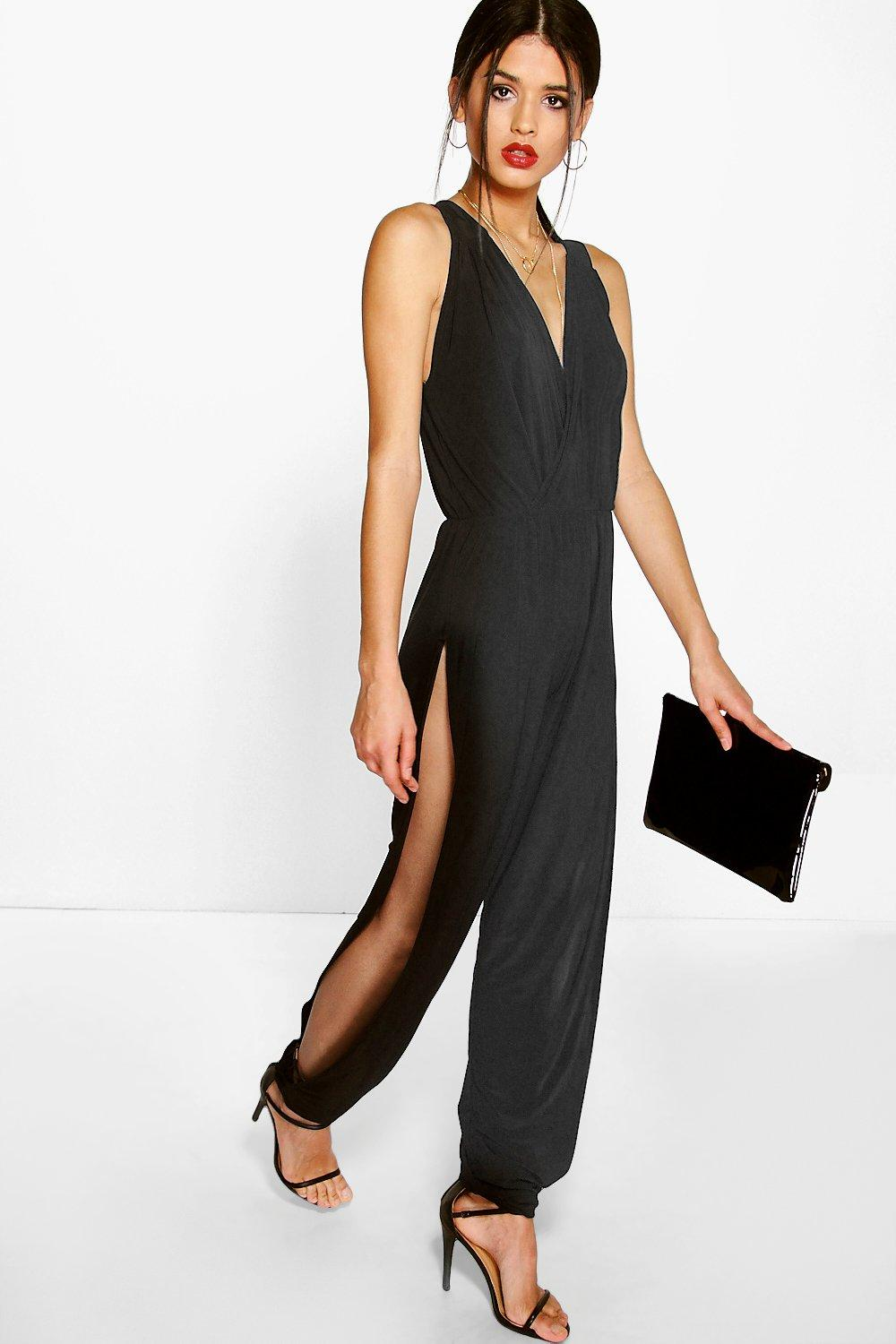 Ella Side Split Jumpsuit