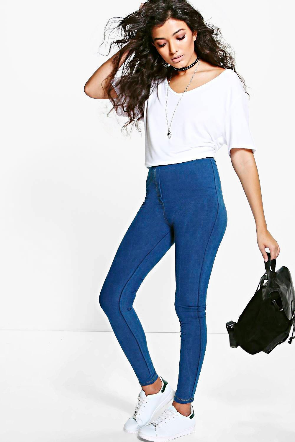Iona Premium Supersoft Basic Jeggings