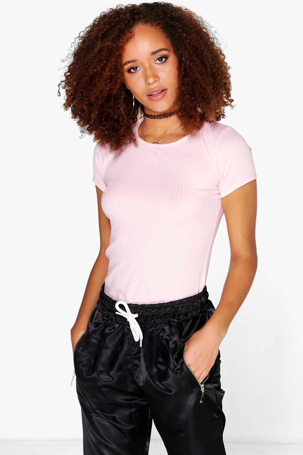 Molly Large Rib T-Shirt