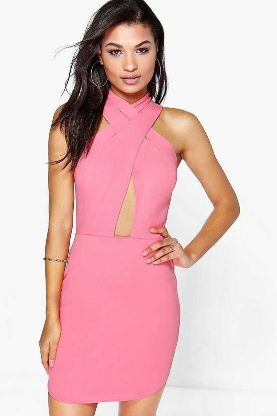 Eloide Strappy Bodycon Dress