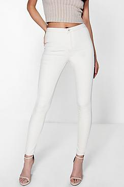 Reese High Rise Stone Jeans