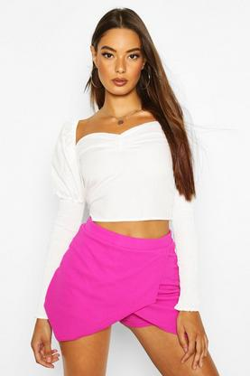 Emma Solid Colour Skort