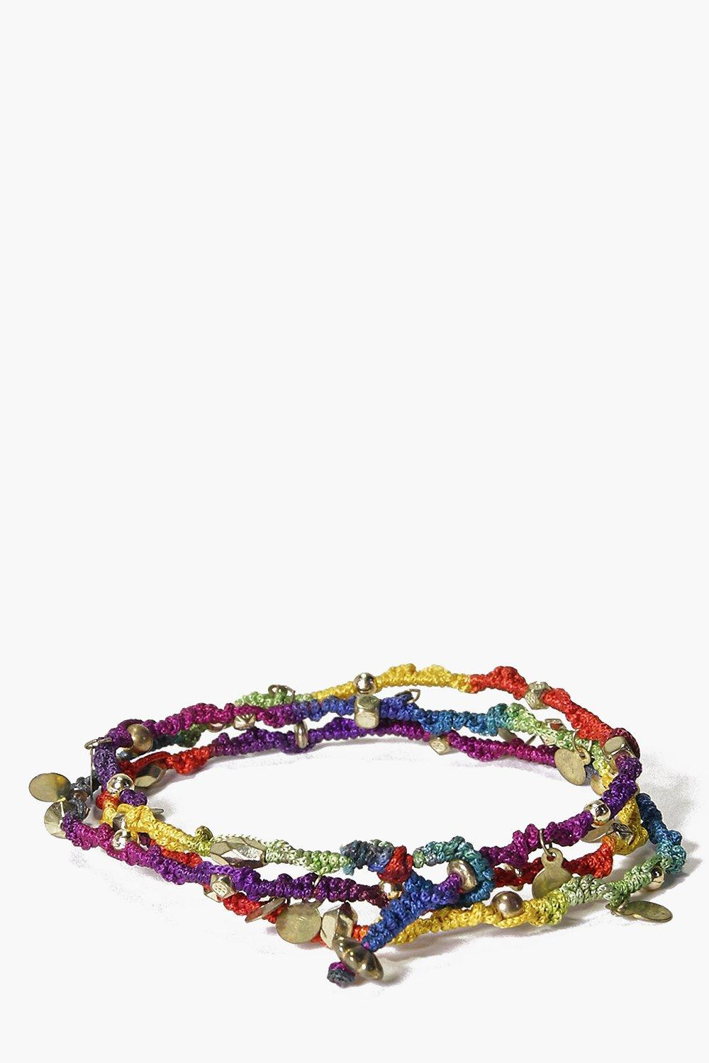 Ruby Multi Colour Bracelet Pack