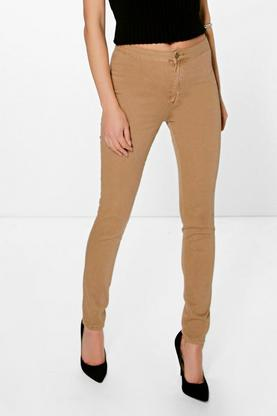 Ruby High Rise Skinny Jeans