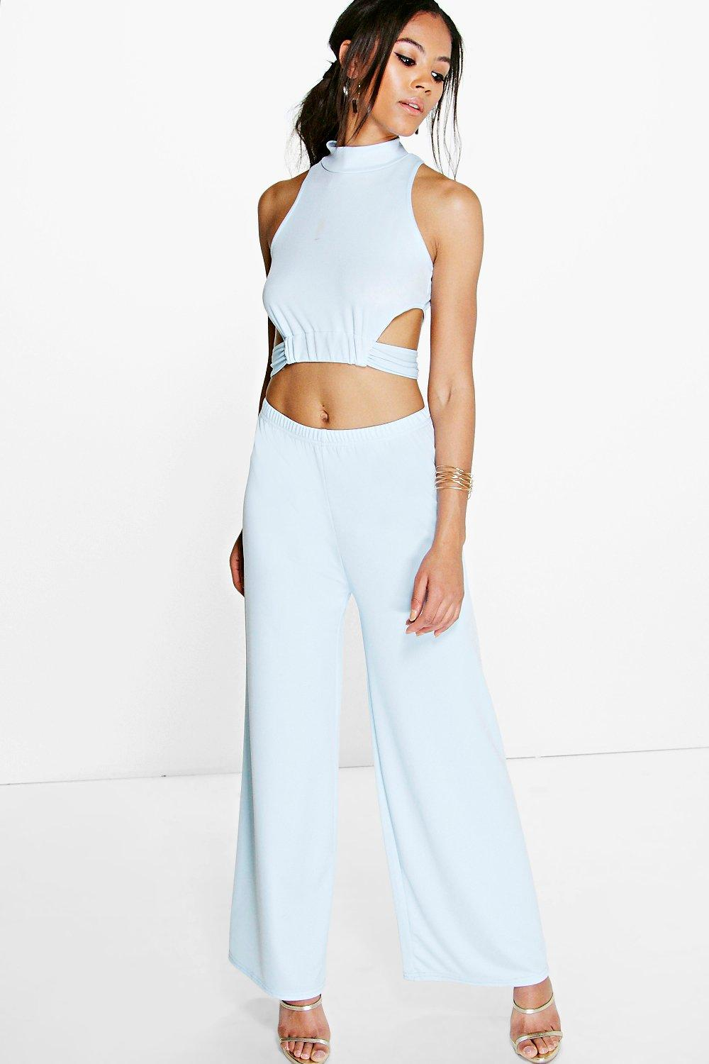 Layla Wide Leg Trouser