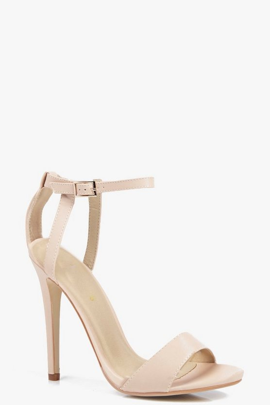 Orla Platform Two Part Strappy